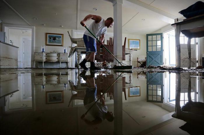 Затопил соседей снизу – что делать? Возмещение ущерба