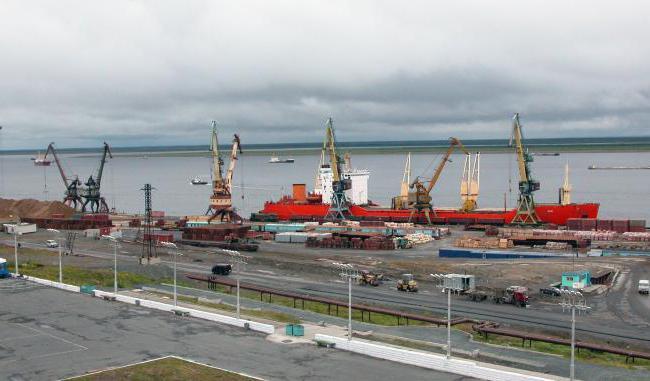 Северный морской путь. Трассы Северного морского пути
