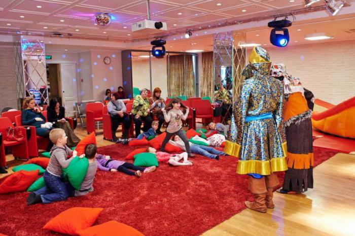 Детские развлекательные центры в Москве. Лучший детский развлекательный центр в Москве