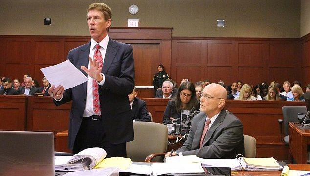 Выступление адвоката в суде