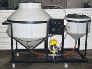 установка для производства биодизеля