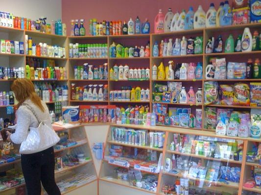 бизнес-план магазина бытовой химии и косметики