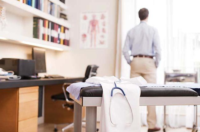 открыть медицинский кабинет