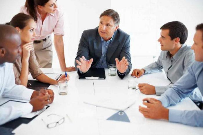 Каким должен быть начальник? Типы руководителей