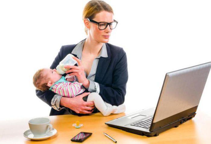 Входит ли декретный отпуск в трудовой стаж? Особенности расчета