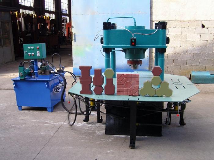 Бизнес-план производства тротуарной плитки