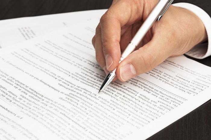 Как правильно составить письмо о возврате денежных средств