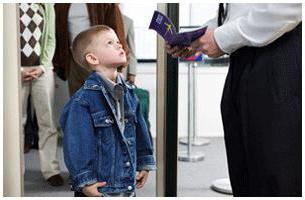 Загранпаспорт для ребенка до 14 лет: оформление и получение