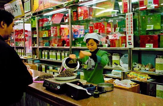 Свой бизнес: продажа китайского чая