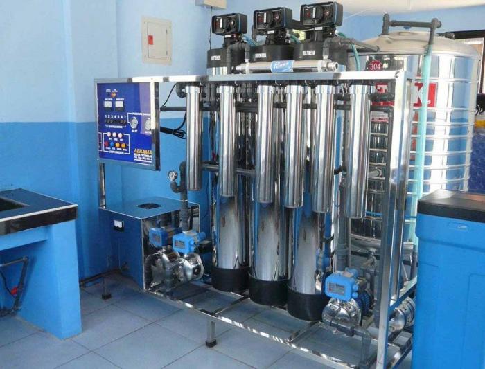 Свой бизнес: производство артезианской воды