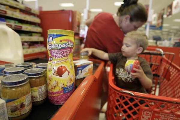 производство и поставка детского питания