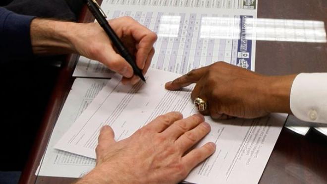 долговая расписка в суде