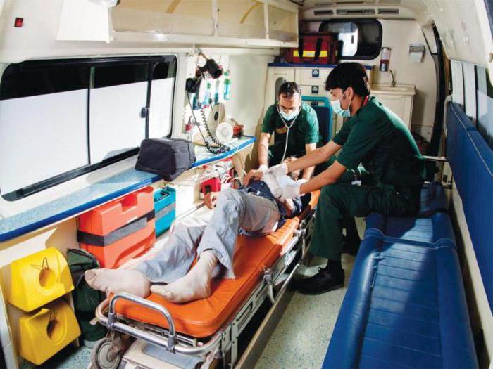 скорая медицинская помощь жалобы