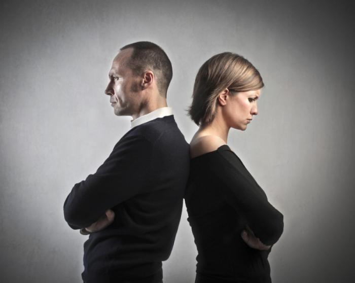 после развода делится ли кредит