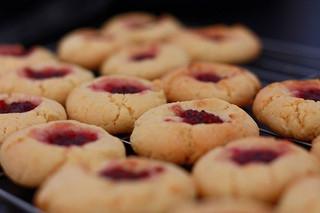 печенье песочное выемное