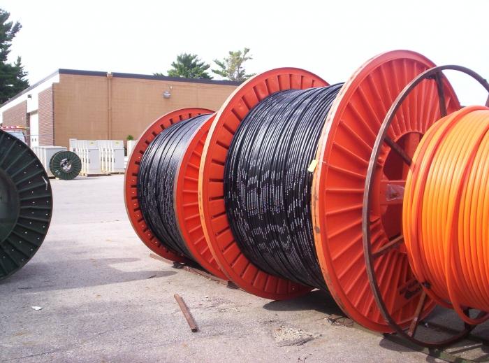 Отходы кабельной продукции