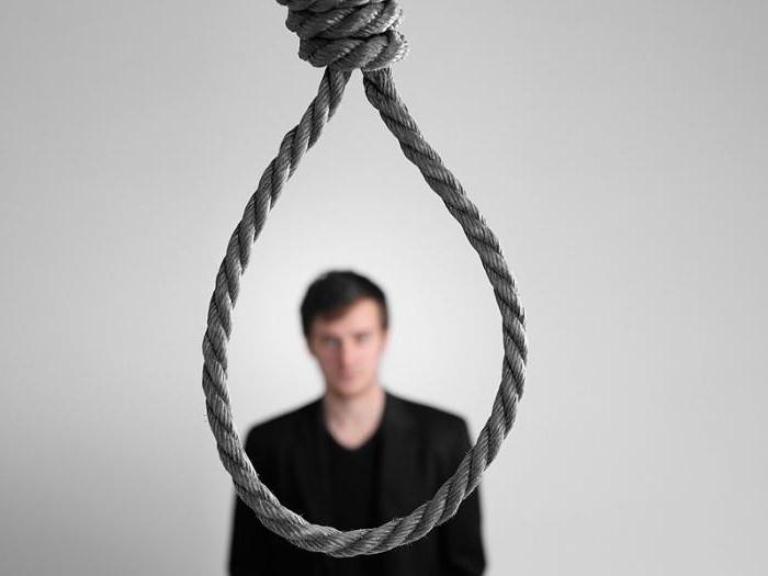 статья доведение до самоубийства