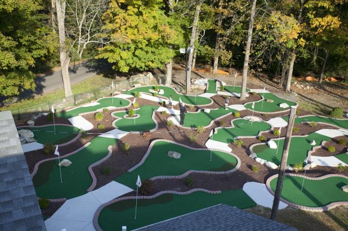 Бизнес план мини гольф клуба специфика бизнес план