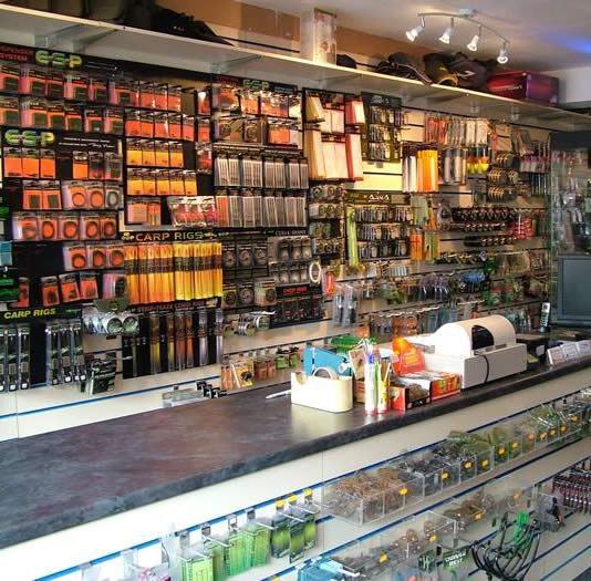 как открыть рыболовный магазин