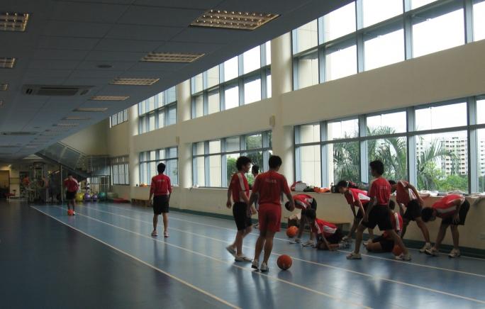 Бизнес-план спортивной секции