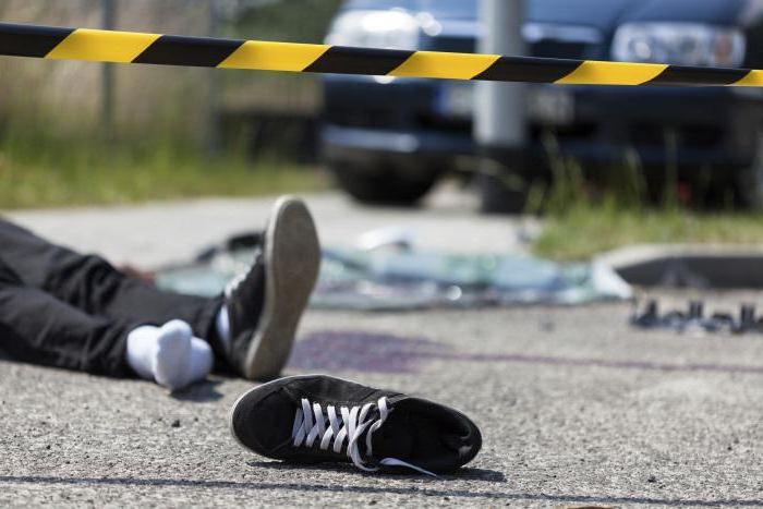 ДТП со смертельным исходом: об ответственности за нарушение