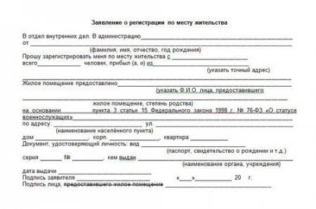 Временная регистрация без права жилплощади временная регистрация по месту пребывания сроки
