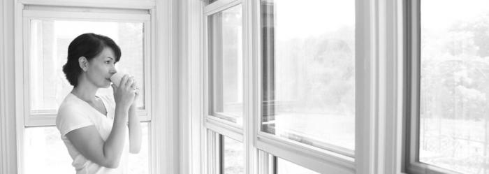 Бизнес окна пвх