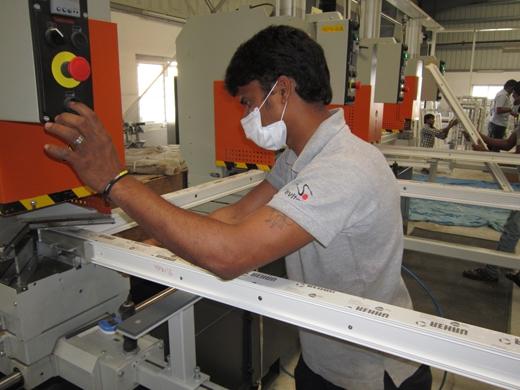 станки для производства пластиковых окон