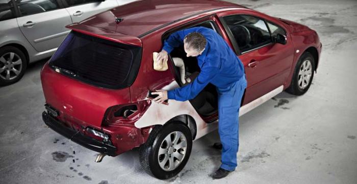 подставки для покраски деталей автомобиля