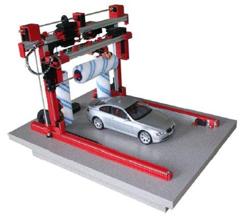 Бизнес-план портальной автомойки