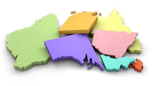 Федеративное устройство государства
