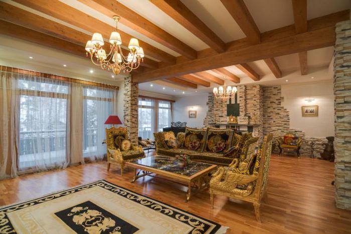 Самые дорогие дома на Рублевке: описание, планировка и отзывы