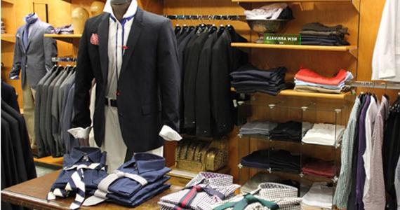 Бизнес на одежде: как открыть магазин мужской одежды