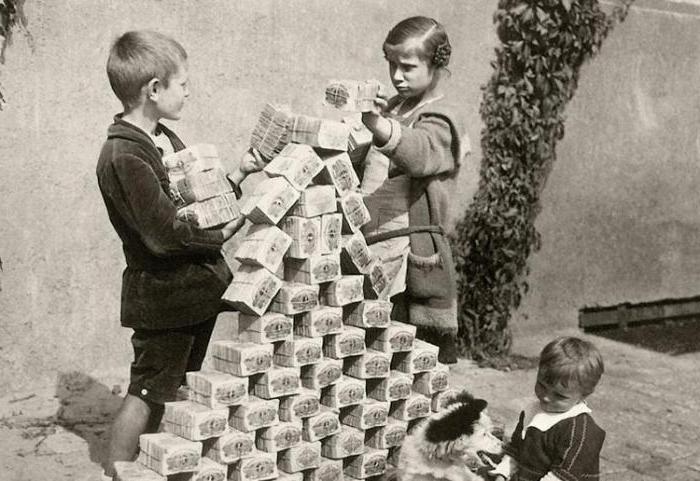 Гиперинфляция - это