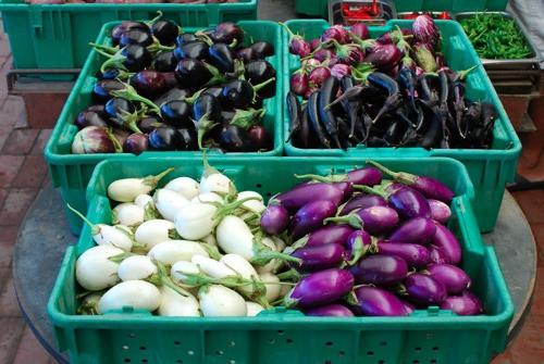 витрины для овощных магазинов