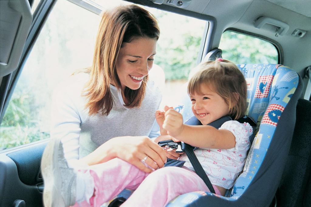 Ремень безопасности для детей: особенности, виды и рекомендации