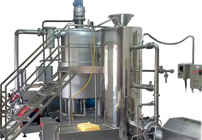 Выбор оборудования для производства сгущенного молока