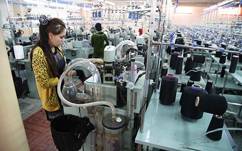 Свой бизнес: производство носков