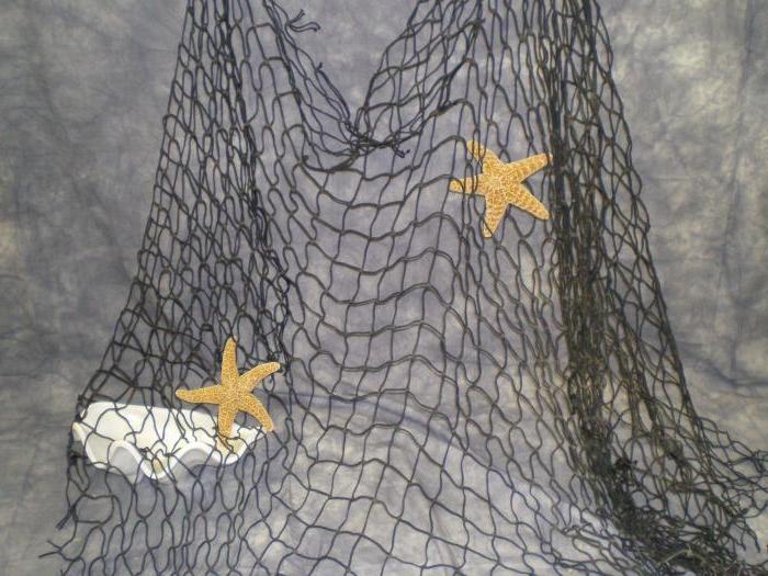 Производство рыболовных сетей