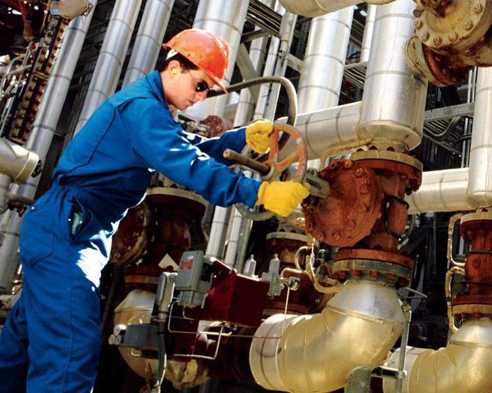 Общие требования промышленной безопасности