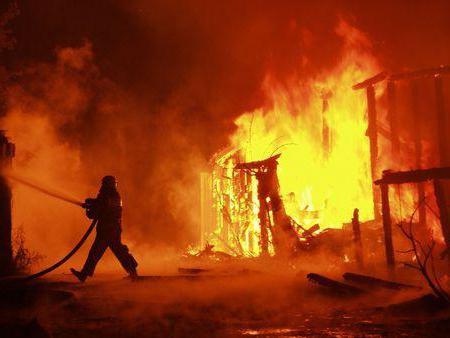 Пожаровзрывоопасные объекты: классификация, примеры