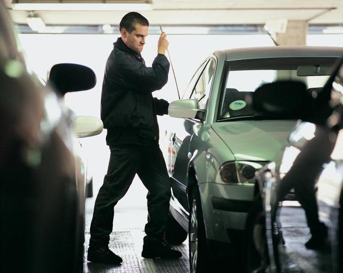 ст 166 ук рф правильная реакция на угон автомобиля