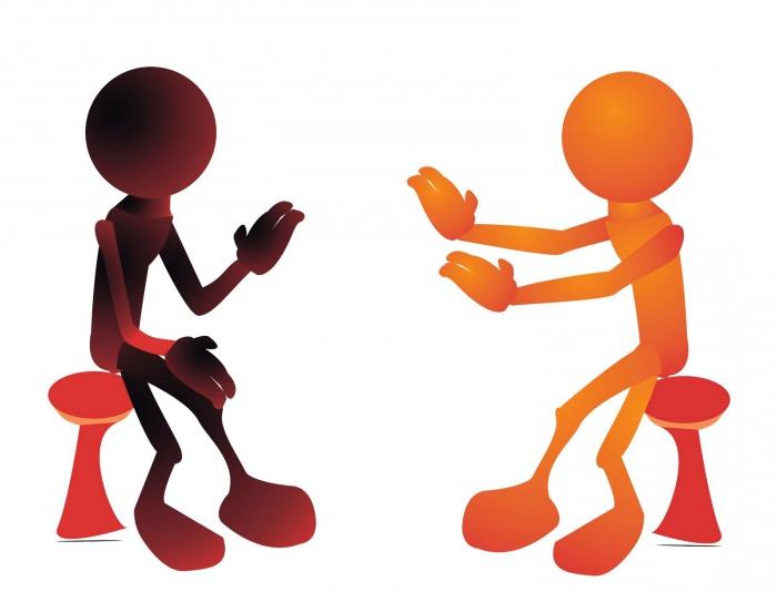 вербальная коммуникация речь