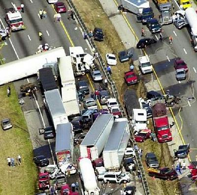 Дорожно-транспортное происшествие. Сводка дорожно-транспортных происшествий