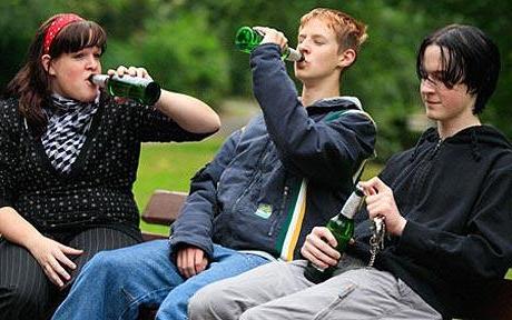 Штраф за распитие спиртных напитков в общественных местах. Употребление спиртных напитков в общественных местах