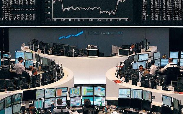 Фондовые рынки России
