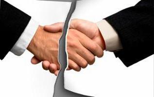 ничтожные и оспоримые сделки