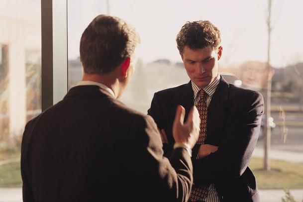 Расторжение трудового договора по инициативе работника: образец заявления