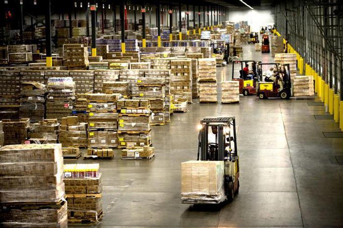 Главное требование к складским помещениям и территории складов