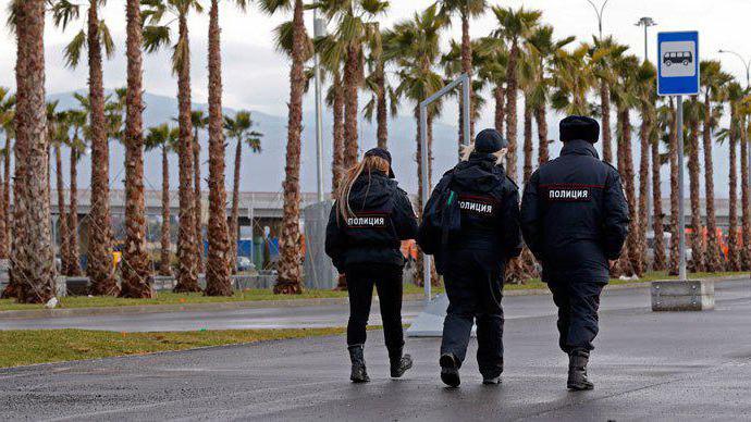 Полномочия участкового полиции